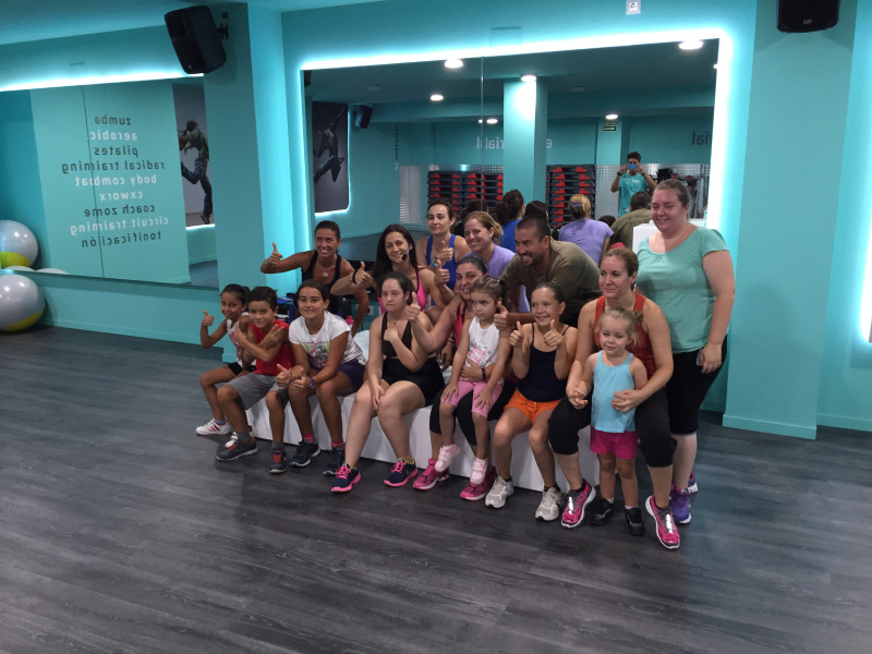 Family Day Juegos Populares Synergym