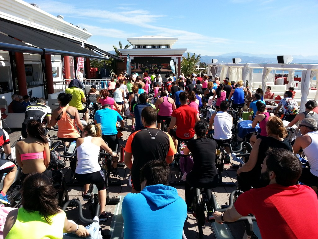 Maraton Synergym Indoor Cycling en Kokun 137